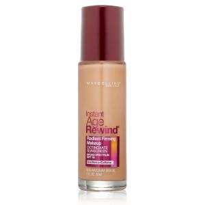 Maybelline Instant Age Rewind Radiant Firming Makeup Medium Beige 300