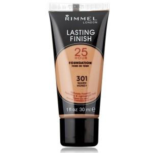 Rimmel Lasting Finish 25 Hour Liquid Foundation Warm Honey