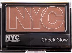 NYC Róz do policzków Check Glow Blush 656