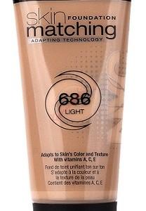 NYC Skin Matching 686Light To Medium Podkład