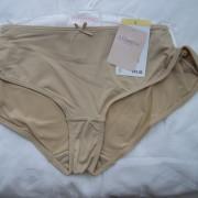 Majtki marki Affinitas Intimacy Sandr - Nude rozmiar L